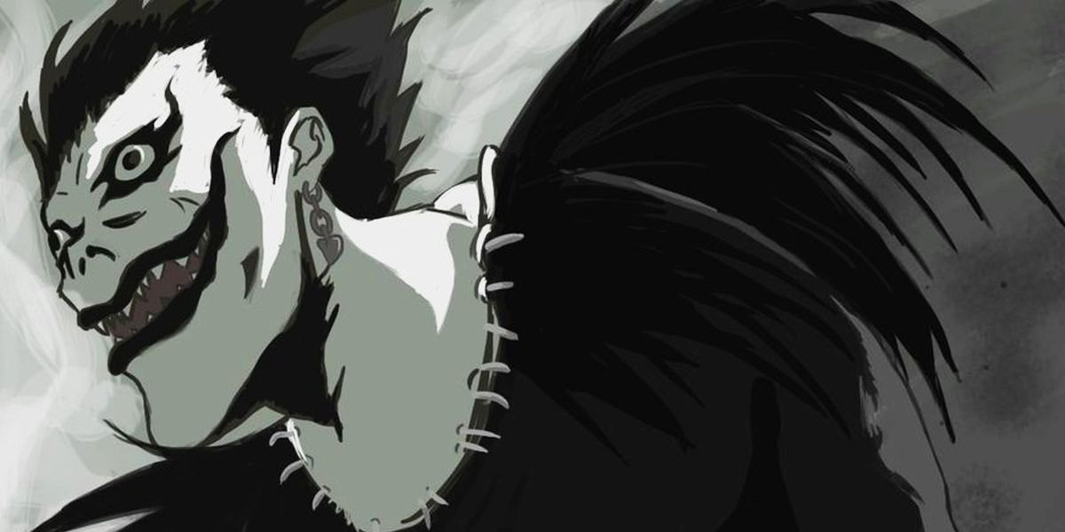 Everything You Need To Know About The Shinigami Ryuk