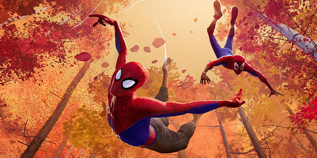 Into the Spider-Verse Deleted Scene Reveals an Emotional Pep Talk