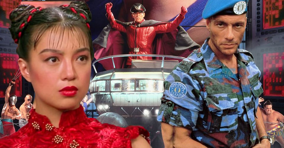 The Street Fighter Movie 20 Strange Mysteries Revealed Cbr