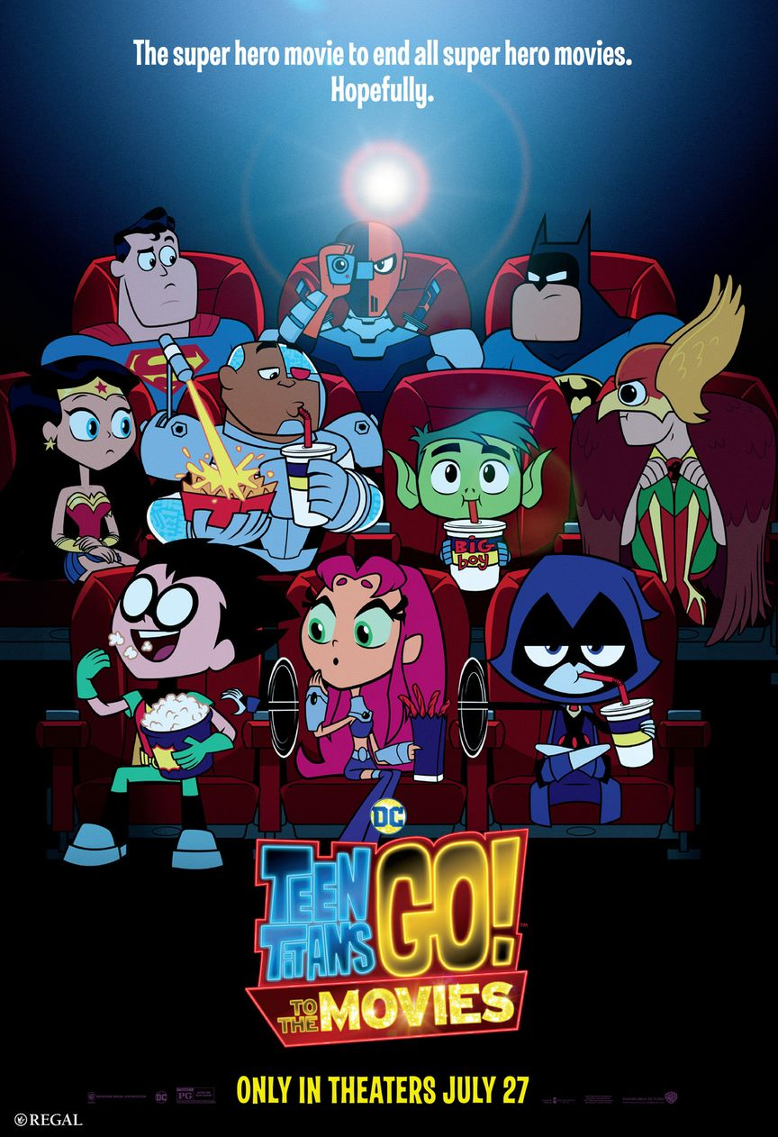 [DC MOVIES] - DCEU no more - Página 31 Teen-titans-go-poster
