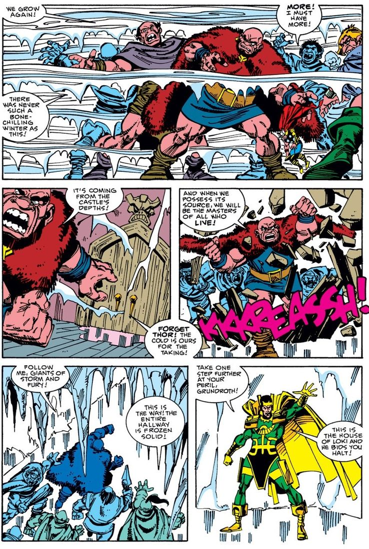 Whatever Happened to Iceman's Inhibitor Belt?   CBR