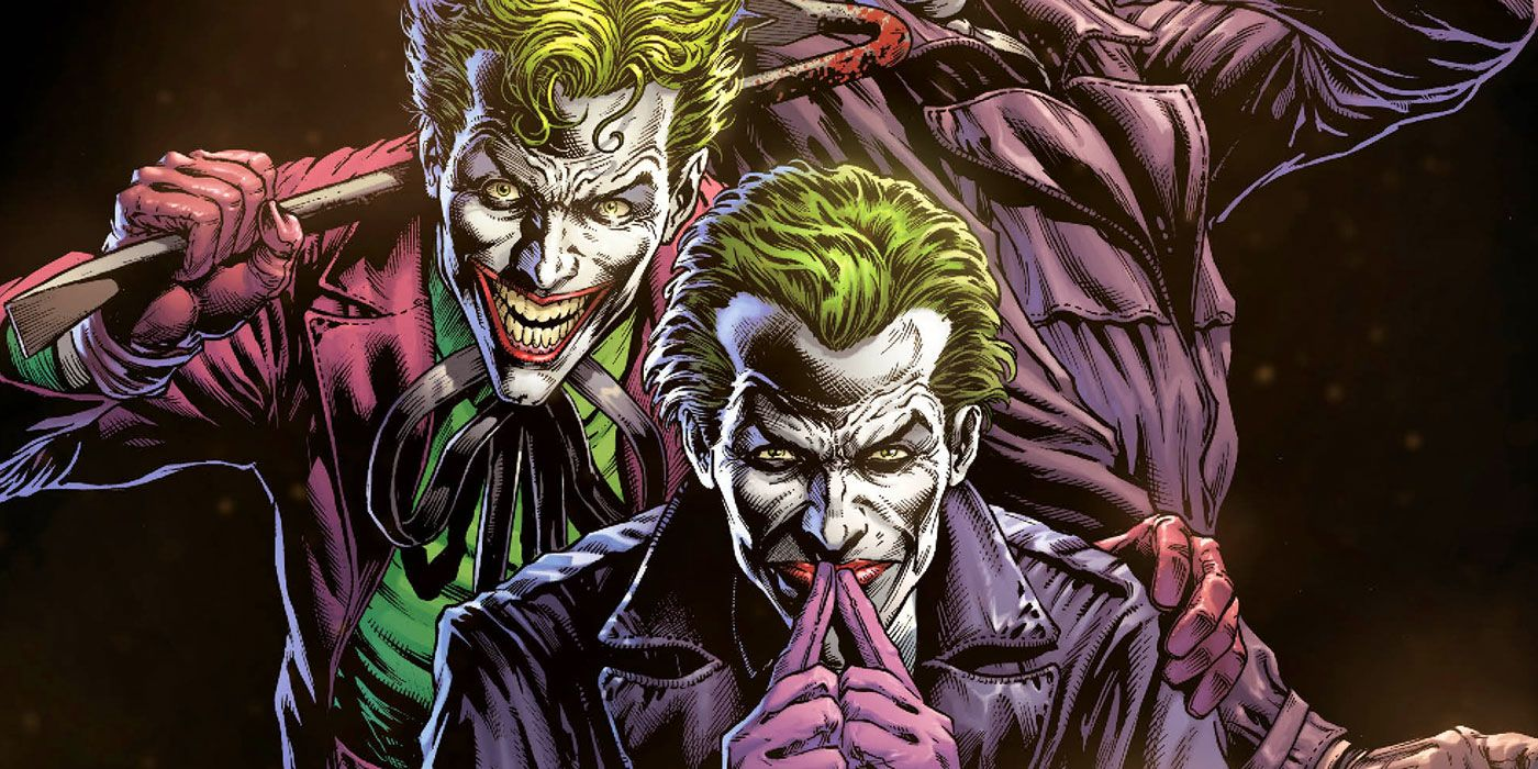 Three Jokers Miniseries Will Release Over 3 Mega Sized Issues
