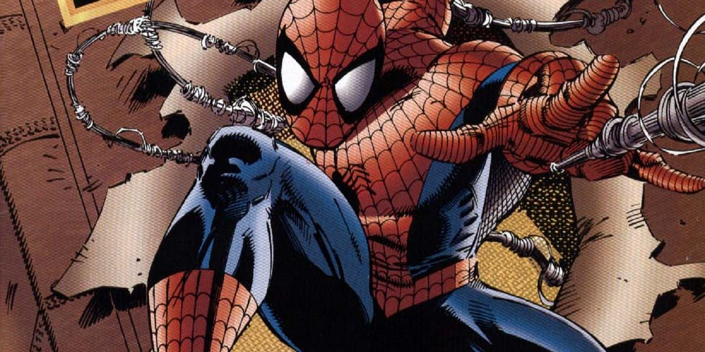 How Untold Tales of Spider-Man Filled in Peter Parker's History