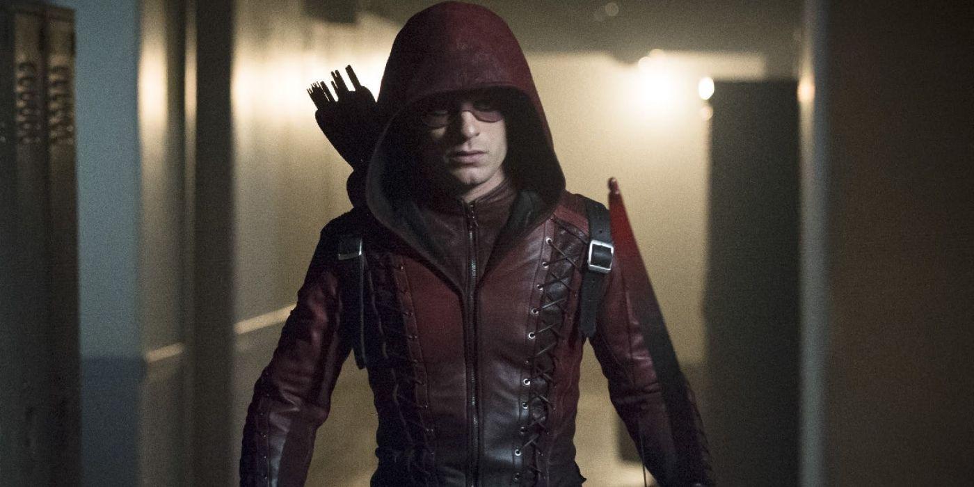 Arrow Roy