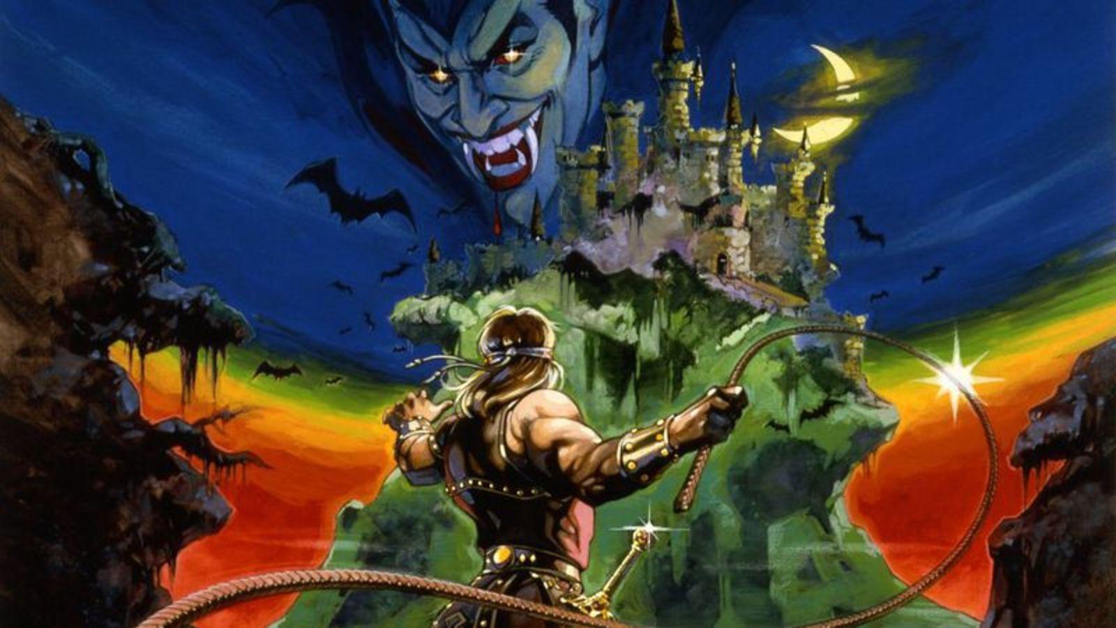 Todos os jogos Castlevania classificados de acordo com Metacritic 3