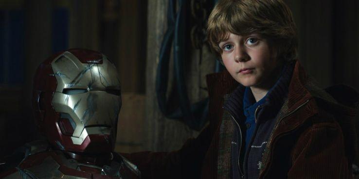 Harley Keener in Iron Man 3