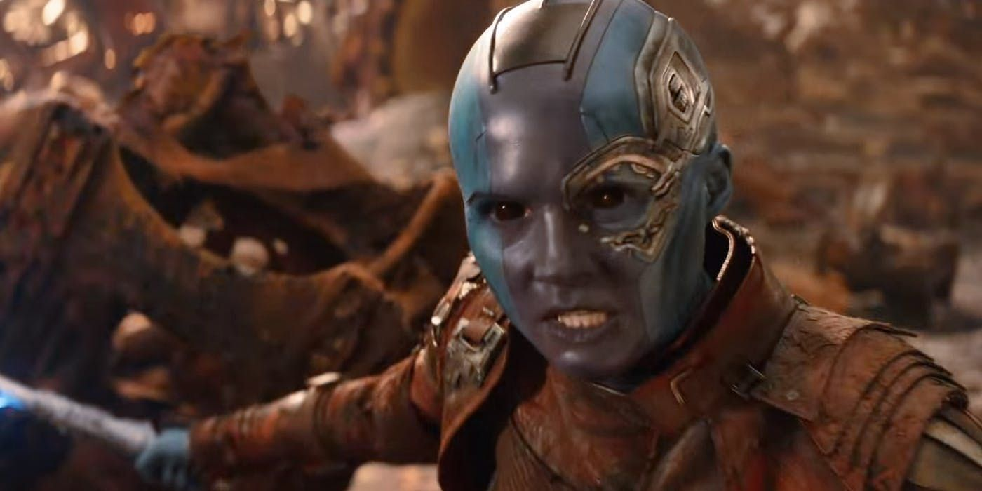 Nebula Actor Reveals MCU Characters She Wants to Team With For Own Movie