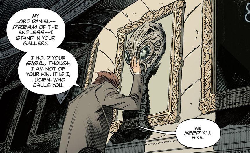 [THE SANDMAN UNIVERSE] - 4 novos títulos anunciados !!! Sandman-Universe-Dream-Helm