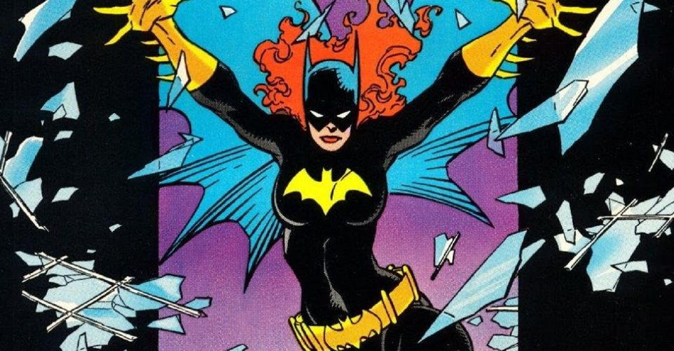 How Batgirl Was Retired to Prepare for The Killing Joke   CBR