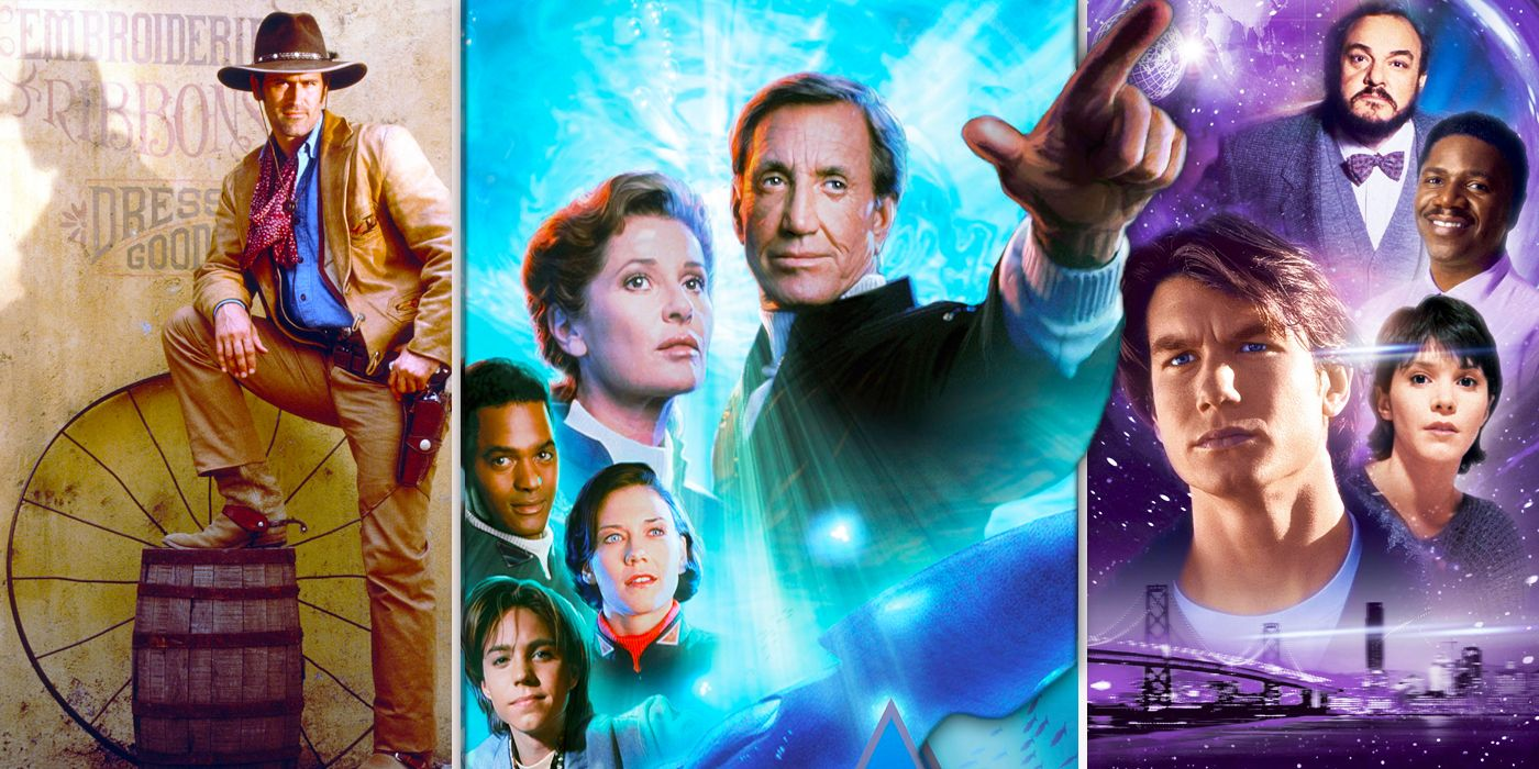 20 Sci-Fi And Fantasy Gems From The '90s That Time Forgot