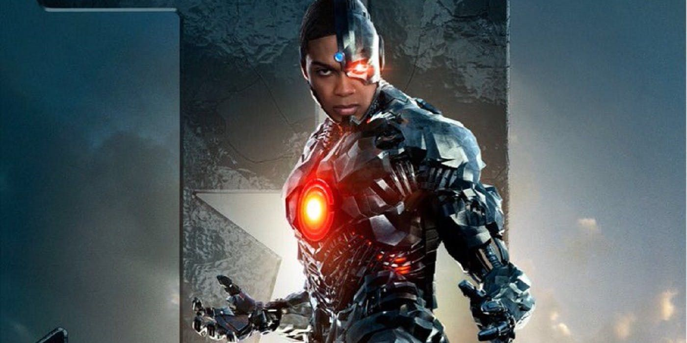 Zack Snyder Is Ray Fisher's Top Pick to Direct a Cyborg Movie