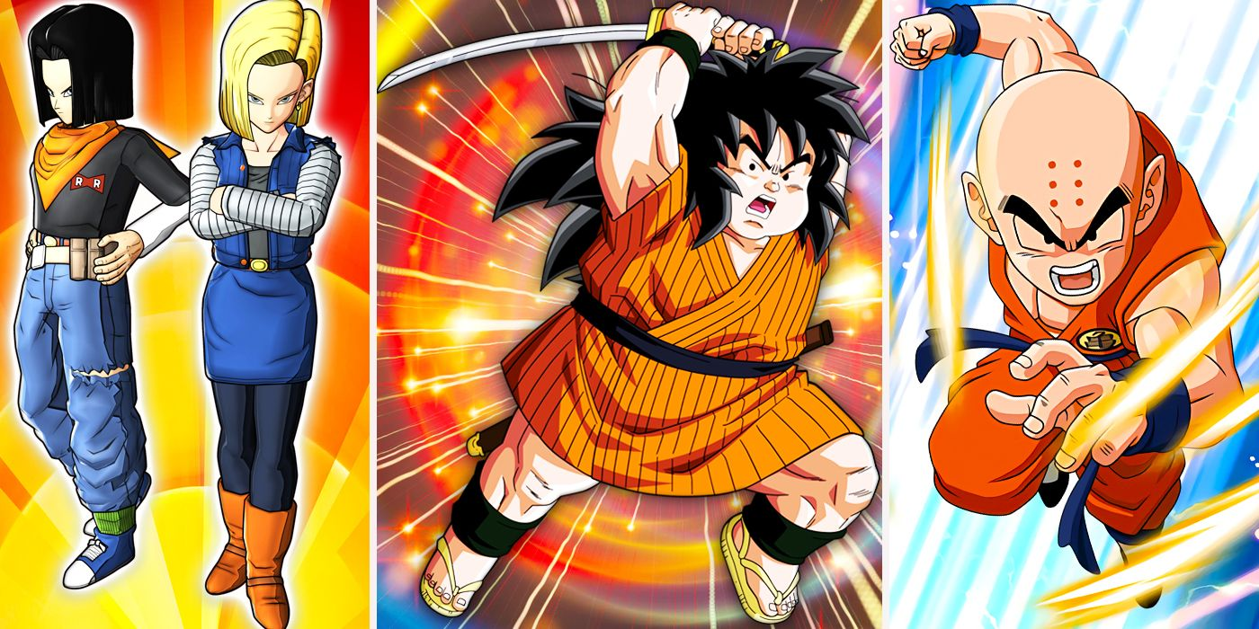 Dragon Ball: The 20 Strongest Humans, Officially Ranked | CBR