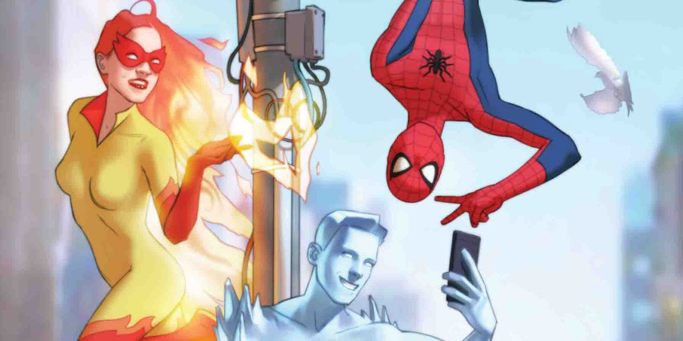 Marvel Reunites Spider-Man and His Amazing Friends in ...