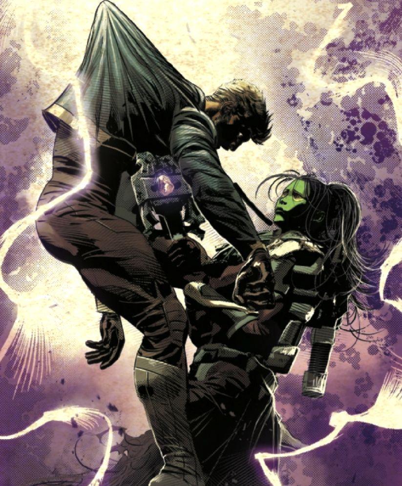Conmoción en Marvel por esta muerte en Infinity Wars
