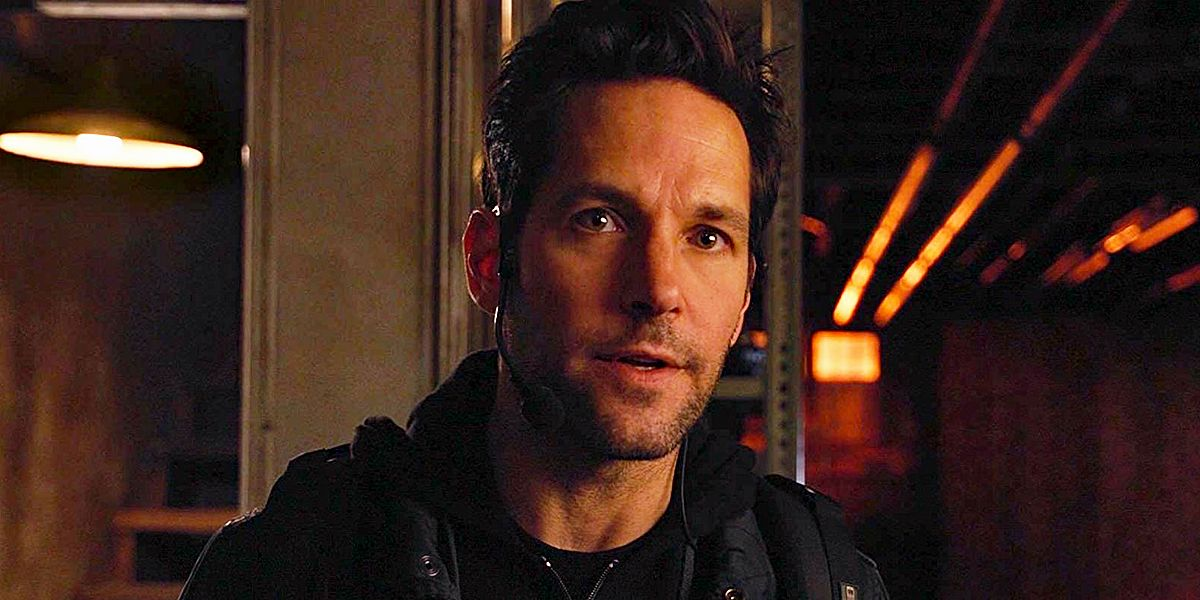 Ant-Man's Paul Rudd Reveals His Anti-Aging Secret