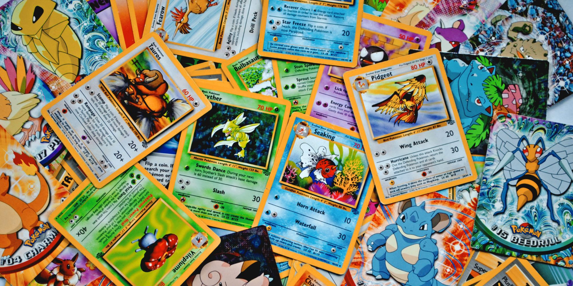 A Complete Set of Pokemon First Edition Cards Could Sell for Over $100K