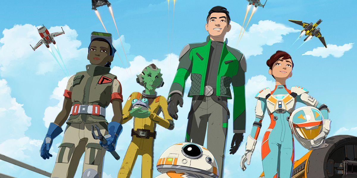 Star Wars Resistance Season 2 Ordered By Disney Channel