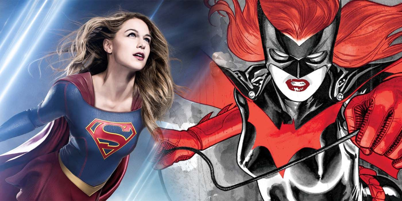Supergirl and Batwoman Are The CW's Finest in New Promo | CBR