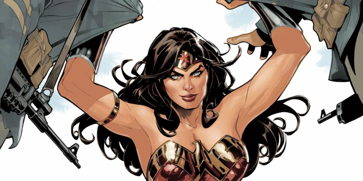 DC Just Made Wonder Woman Its Most Important Hero | CBR