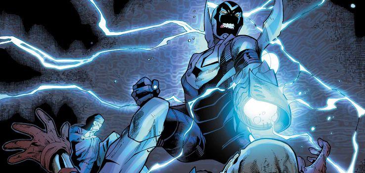 Blue Beetle - Veinte armas DC que podrían herir o matar a Superman