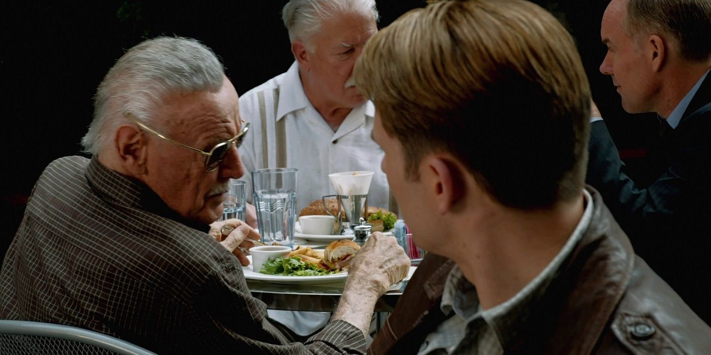 Original Six Avengers Actors Honor Stan Lee with Full-Page Magazine Ad