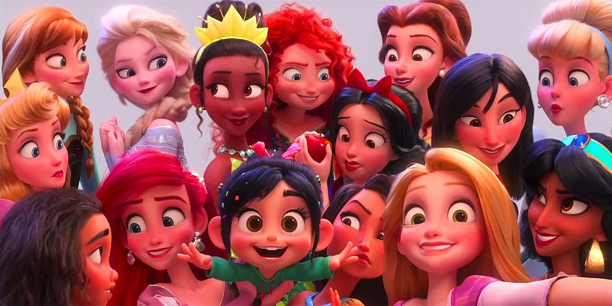 Ralph Breaks the Internet's Disney Princesses Get a Line of Fashion Dolls