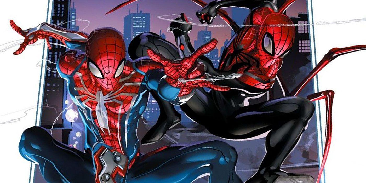 Sorry, superior spider man