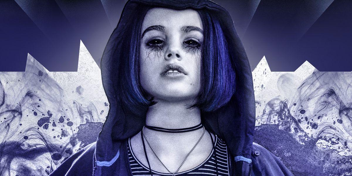 Titans: Teagan Croft Shares Raven's New Season 2 Look | CBR