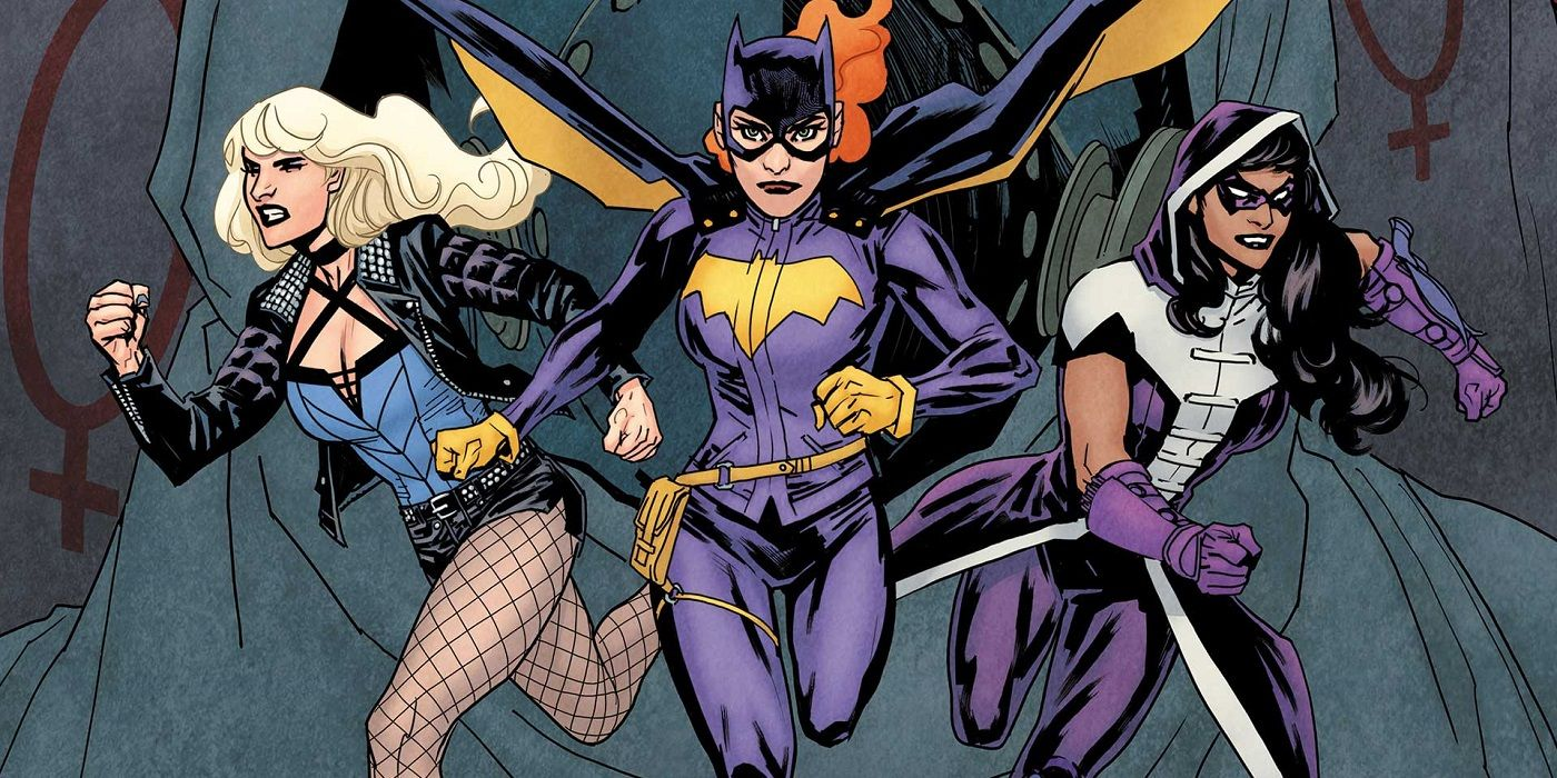 Birds of Prey Movie Writer Talks Harley Quinn & Batgirl