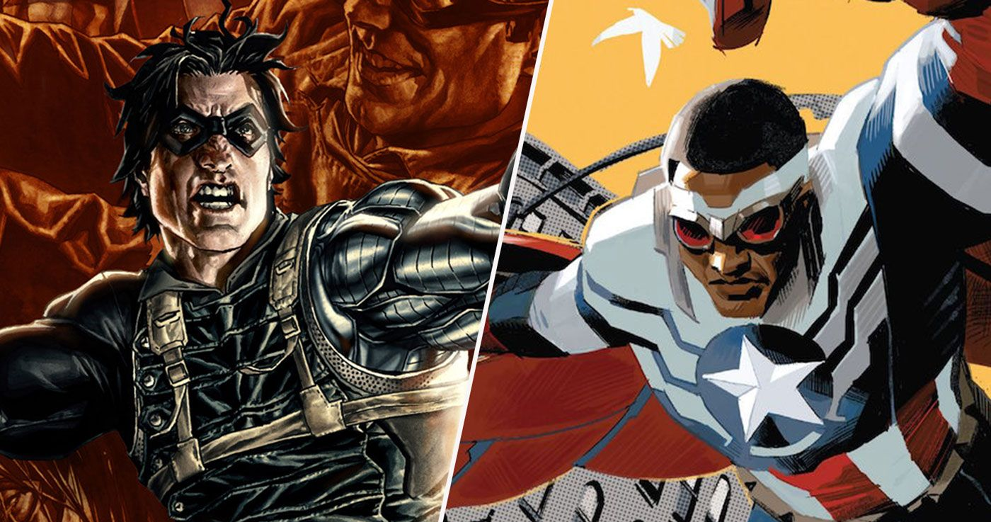 10 Reasons Why Falcon Should Be The New Cap In The MCU (And