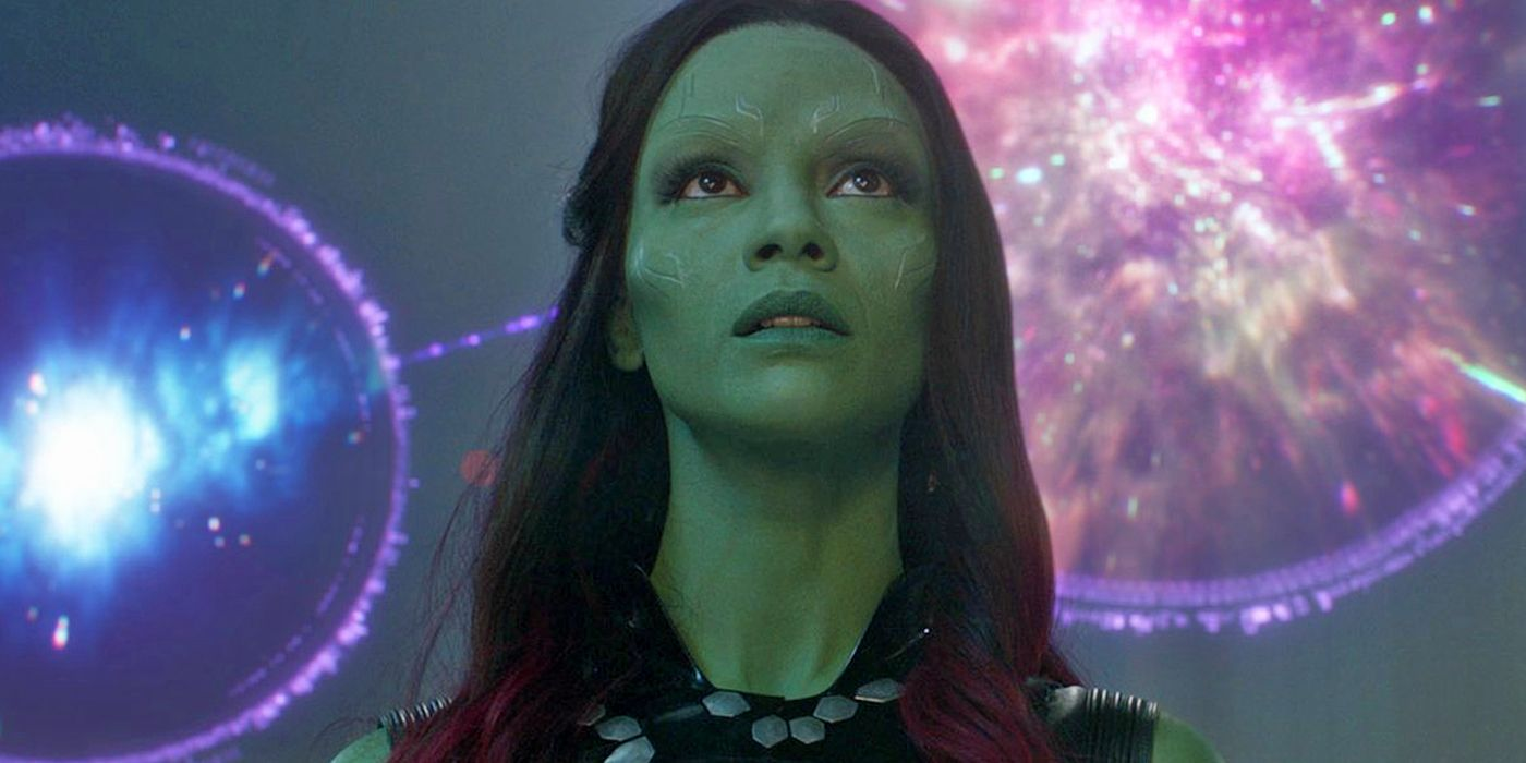 Avengers 4: Zoe Saldana Shares Video Showing ...