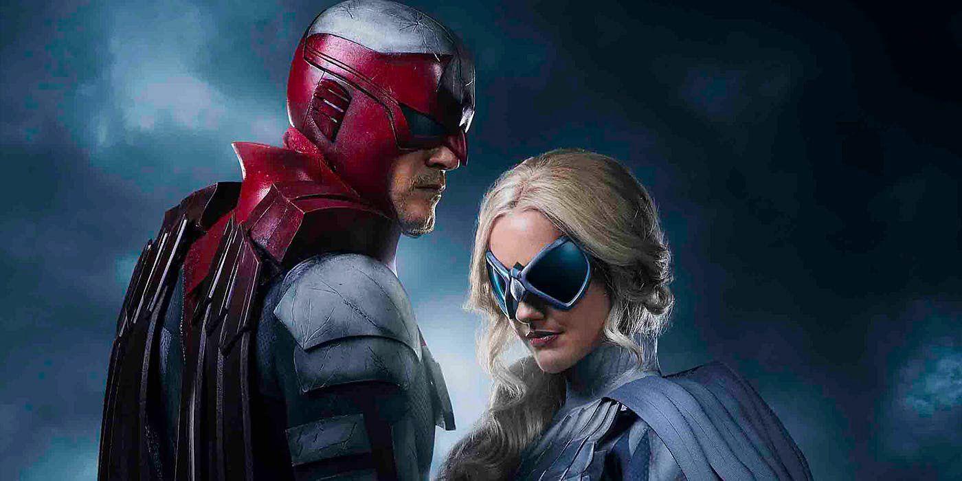 Titans: Hawk and Dove Should Call It Quits Already | CBR