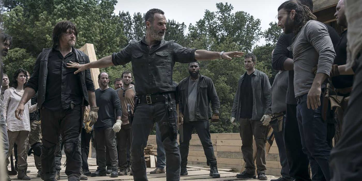 The Walking Dead Falls to Series-Low Ratings | CBR