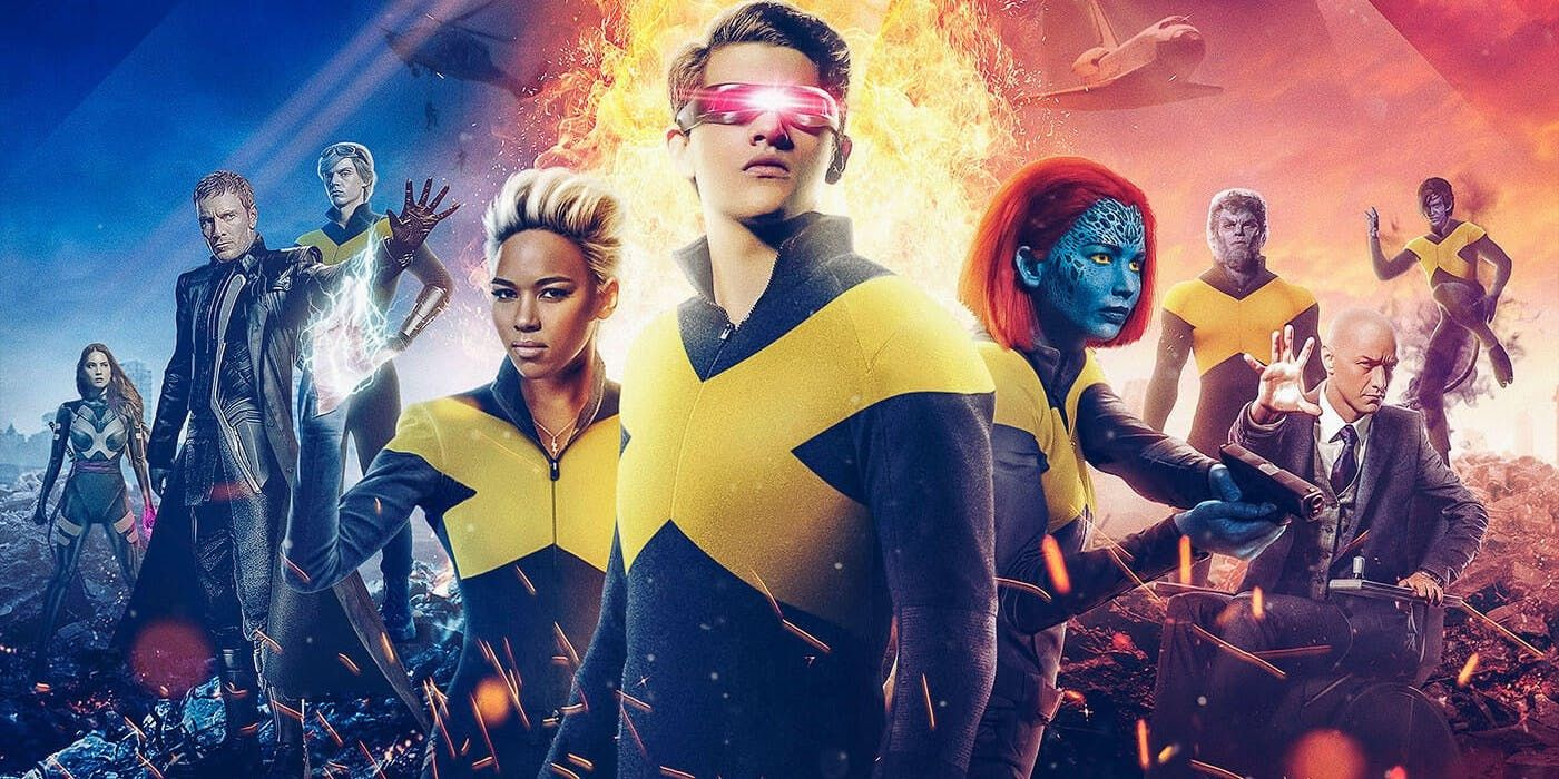 Dark Phoenix Director Says the Film Is a New Chapter in the X-Men Franchise