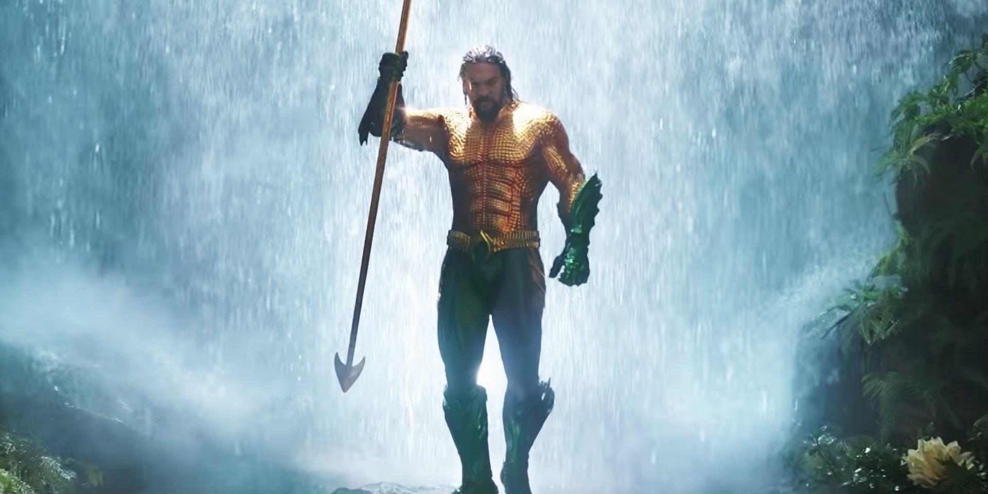 Aquaman: James Wan Releases Regal BTS Photo of Jason Momoa | CBR