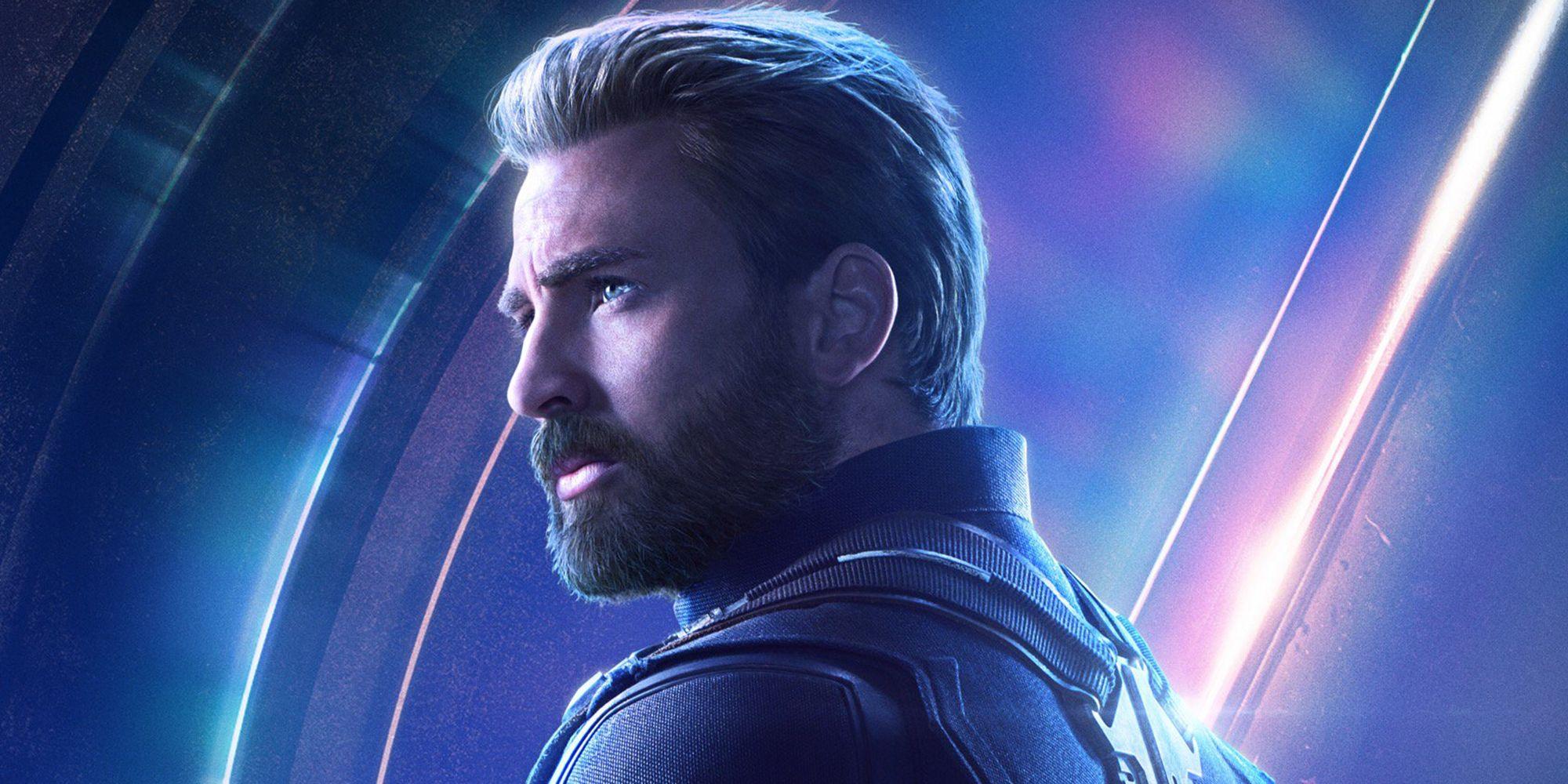 Marvel Just Lost Its Best Beard Since Infinity War S Captain America
