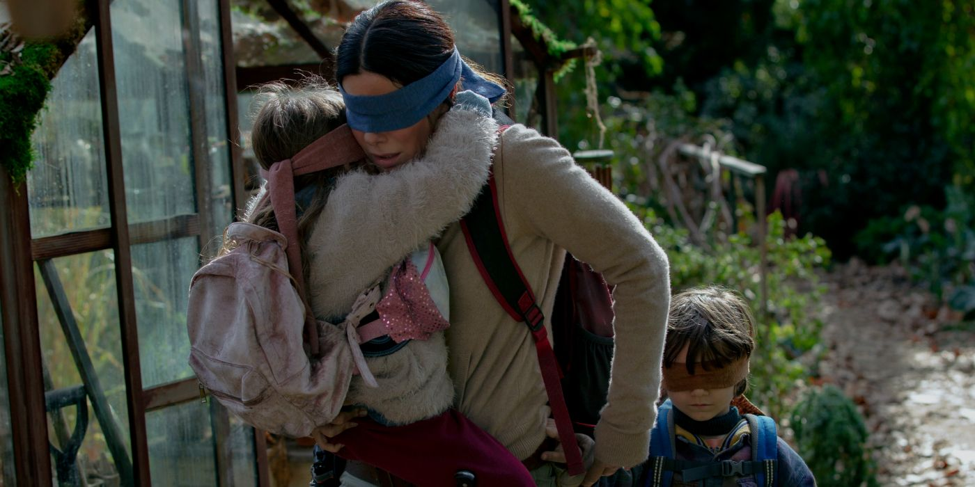 Yes, Bird Box Is Getting a Sequel - But No, It's Not a Movie