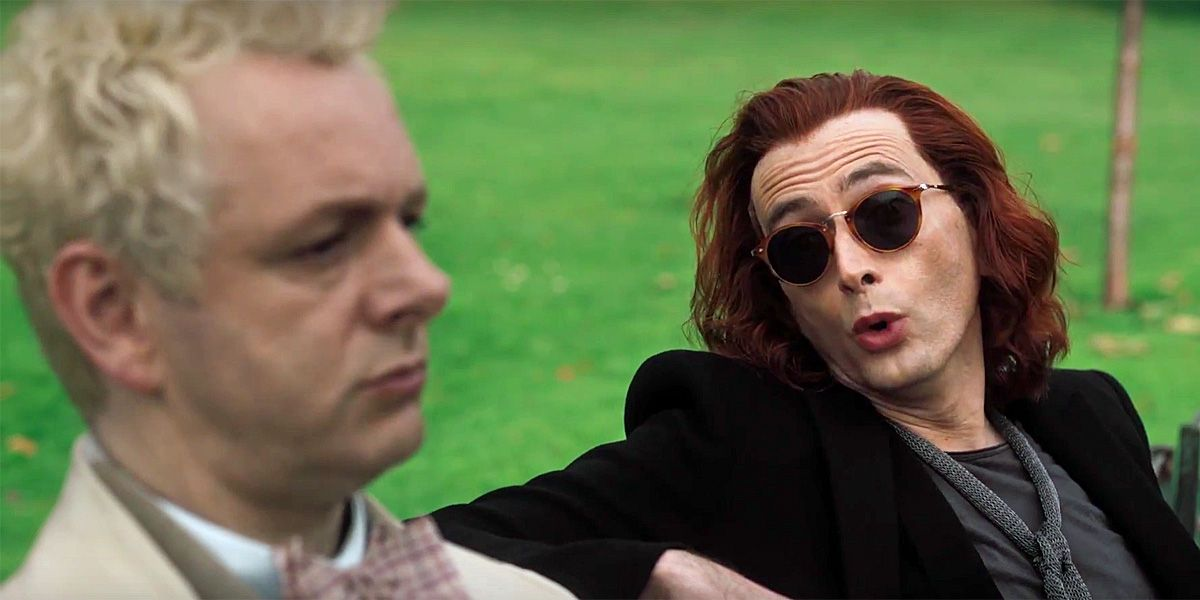 Religious Activists Petition Netflix to Cancel Amazon Prime's Good Omens
