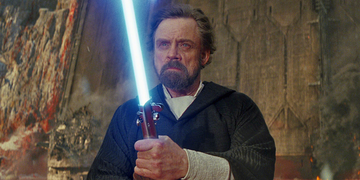 Luke in Last Jedi Is '100% Consistent' With Original Trilogy, Director Says
