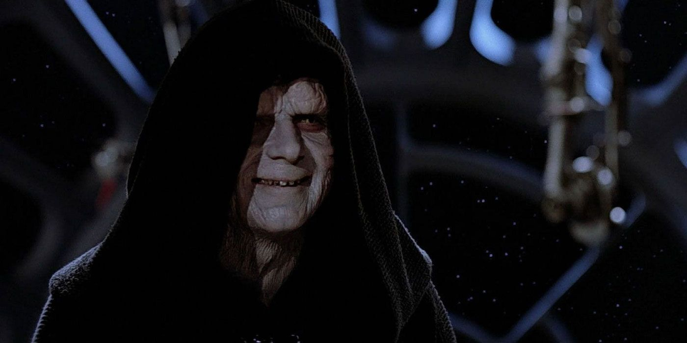Star Wars: Palpatine's Episode IX Trailer Laugh Isn't from the Movie