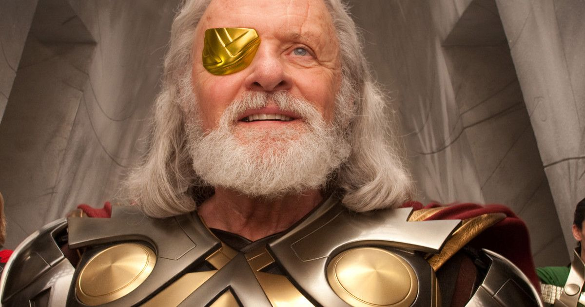 This Thor: Ragnarok Deleted Scene Gives Odin a Different Fate