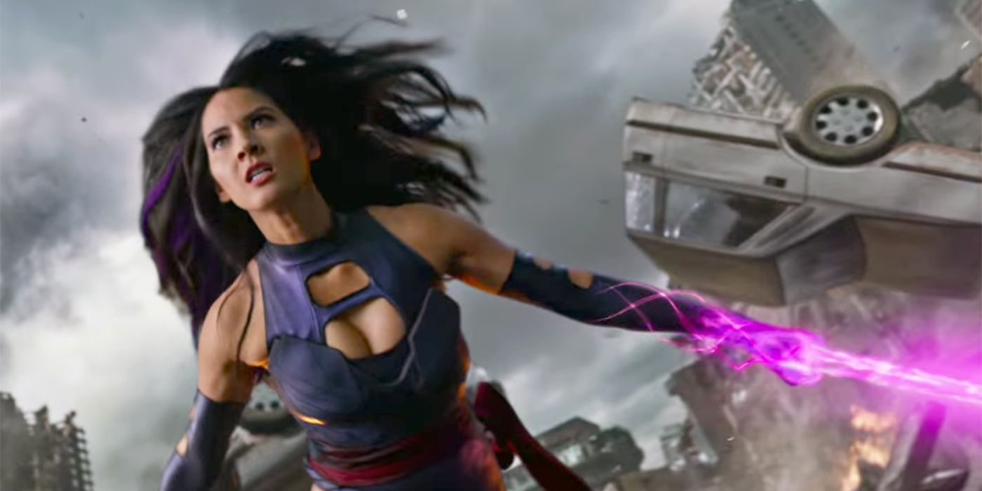 X-Men: Apocalypse's Olivia Munn Reveals Psylocke Frustrations