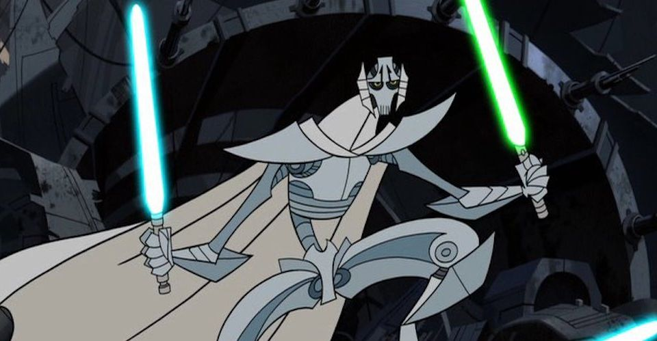 General Grievous 15 Things Even Huge Star Wars Fans Never Knew