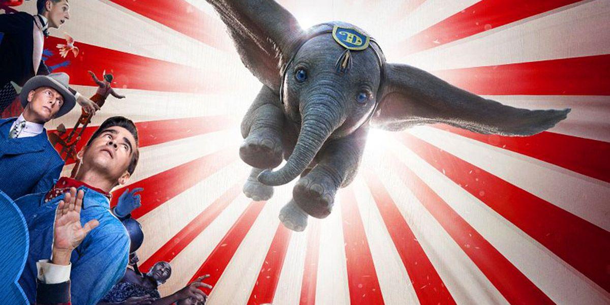 Disney's Dumbo Posters Highlight Michael Keaton, Danny DeVito & More