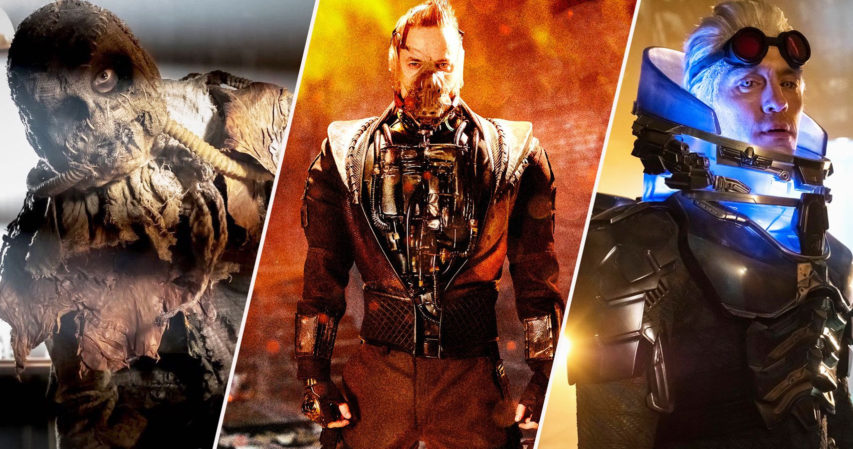 Arkham Attire: 10 Gotham Villains That Look Great (And 10 That Don't