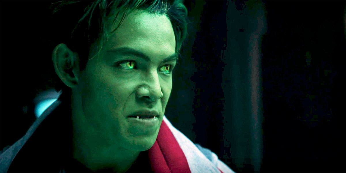 Image result for titans beast boy