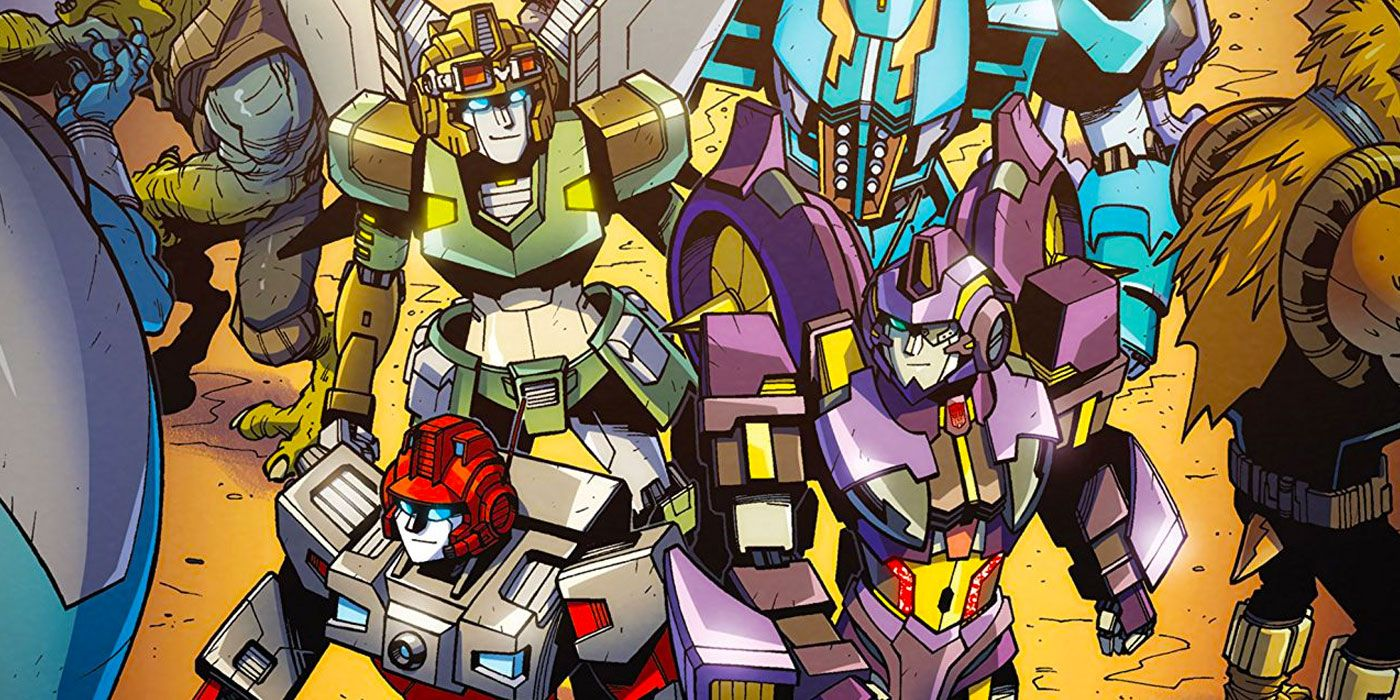 Transformers' Exploration of Sexual Identity is Groundbreaking