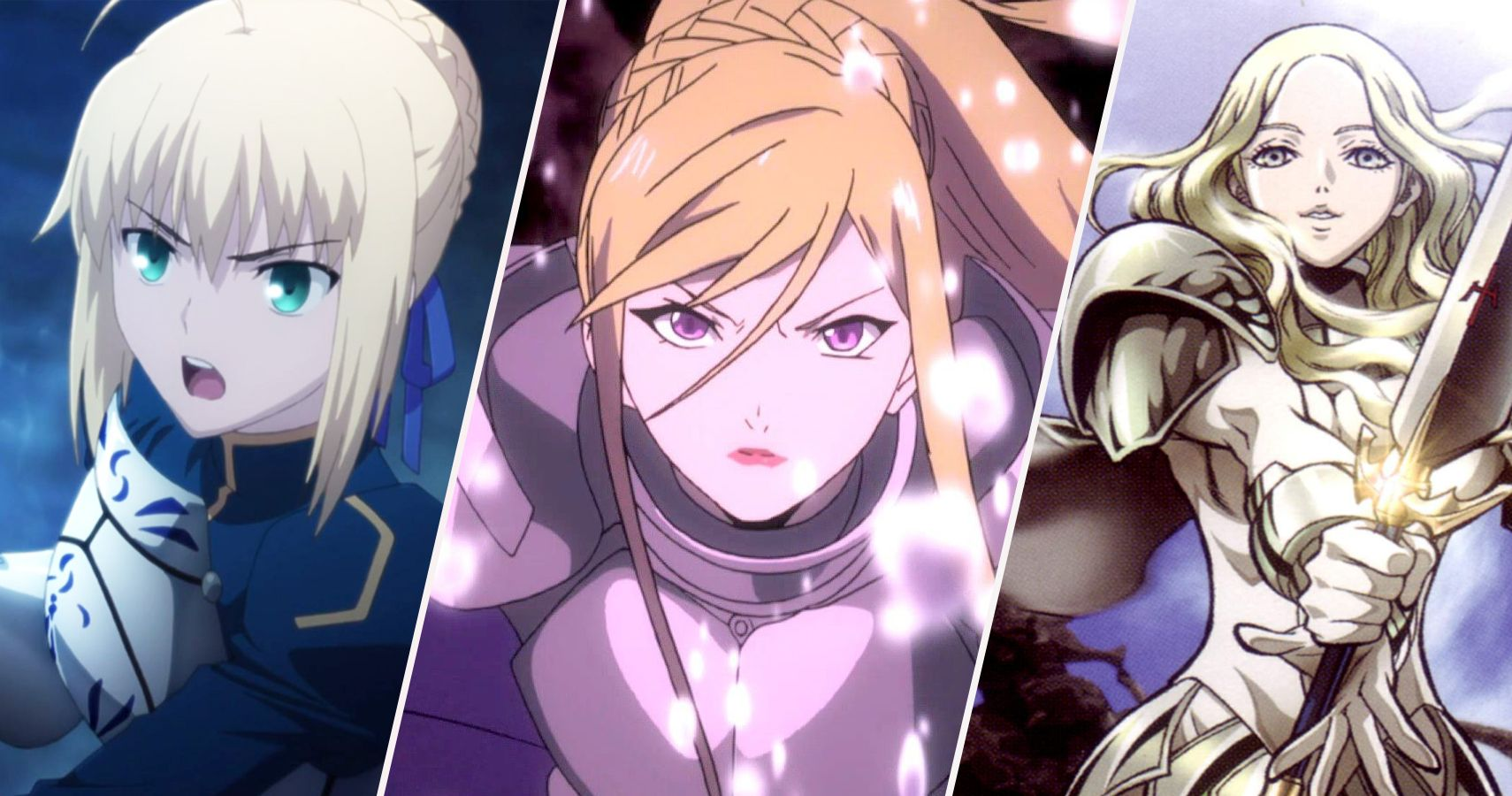Girl Powered The 25 Most Powerful Women In Anime Cbr