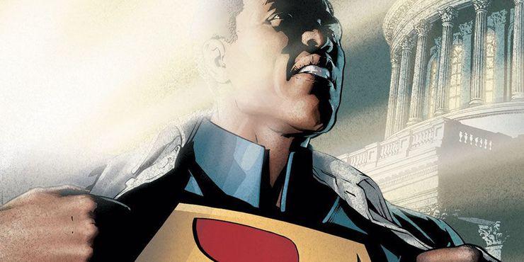015 PRESIDENT SUPERMAN - ¿Qué kryptoniano eres, según tu zodíaco?