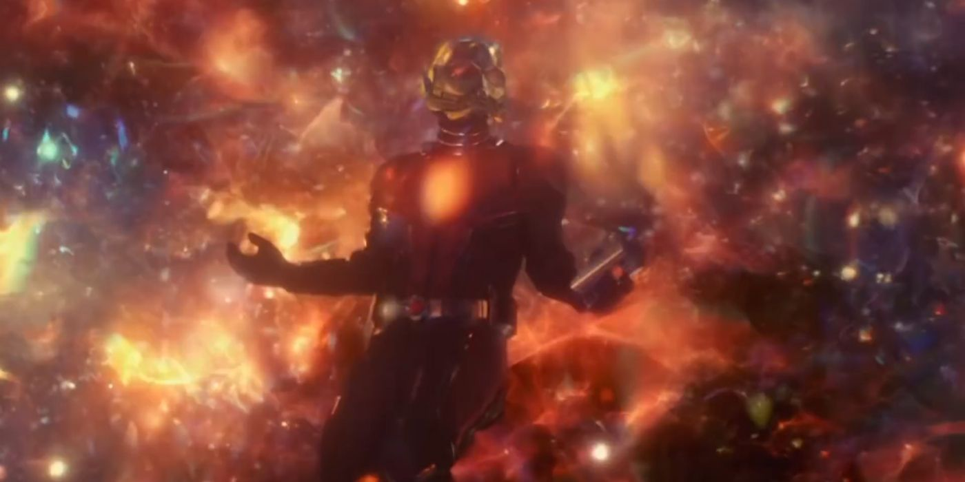 Avengers: Endgame Theory Suggests Ant-Man Is a Time-Traveler